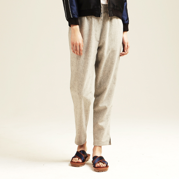 Nikki Chasin  Rainer Flannel Track Pant