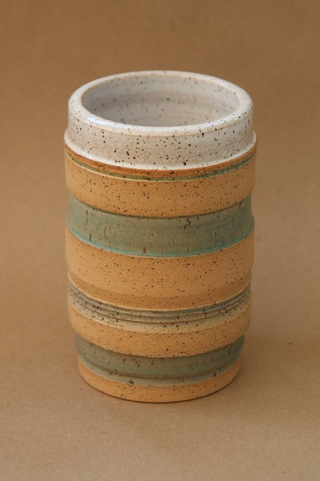 C'est Bon Clay Lathe Cup - Green