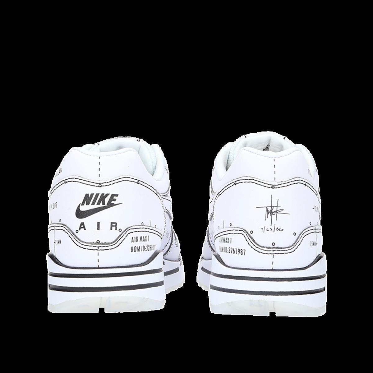 Nike Air Max 1 Schematic Sketch To Shelf Garmentory