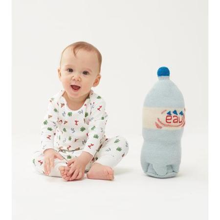 kids Oeuf Water Bottle Pillow