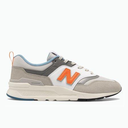 New Balance 997H Sneakers - Rain Cloud/Dark Mango