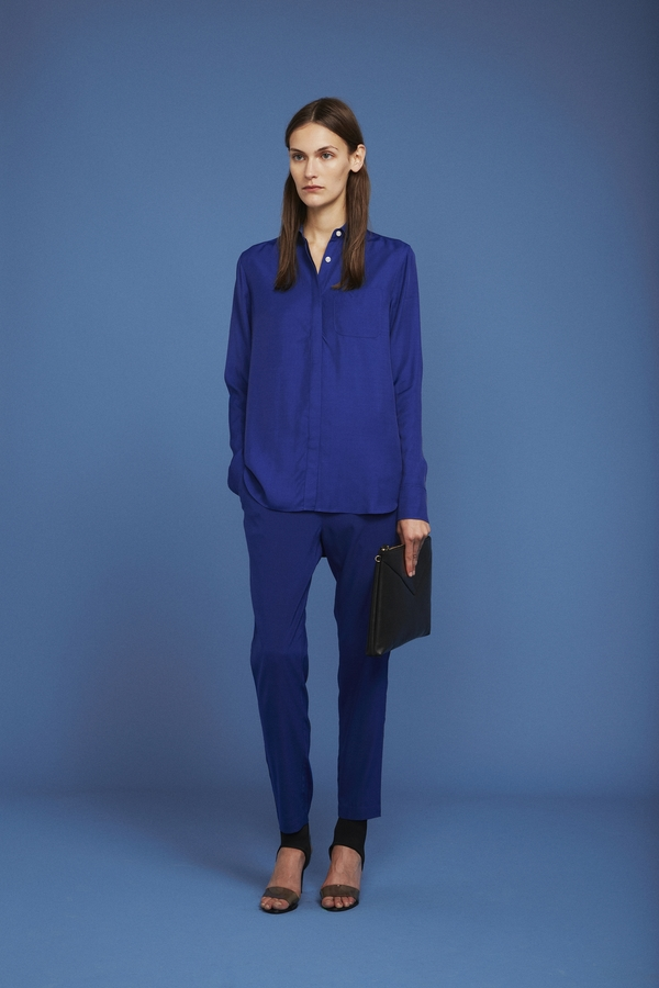 Whyred Paulina Solid Blouse