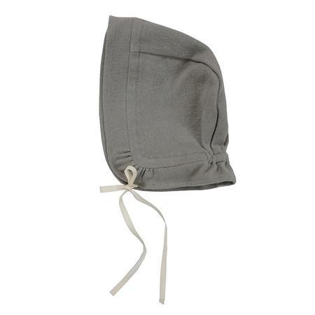 kids Tambere Baby Bonnet - Melan Grey