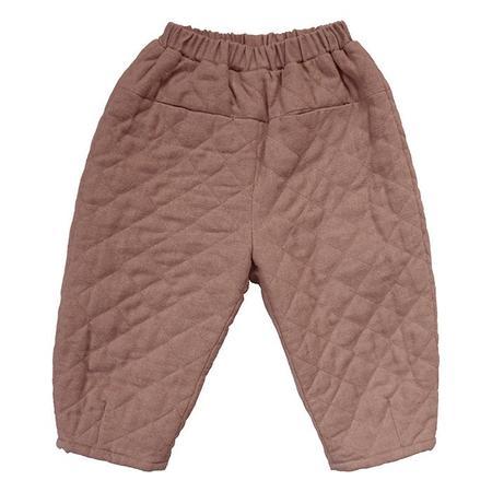 kids Tambere Quilted Pants Light - Plum Purple