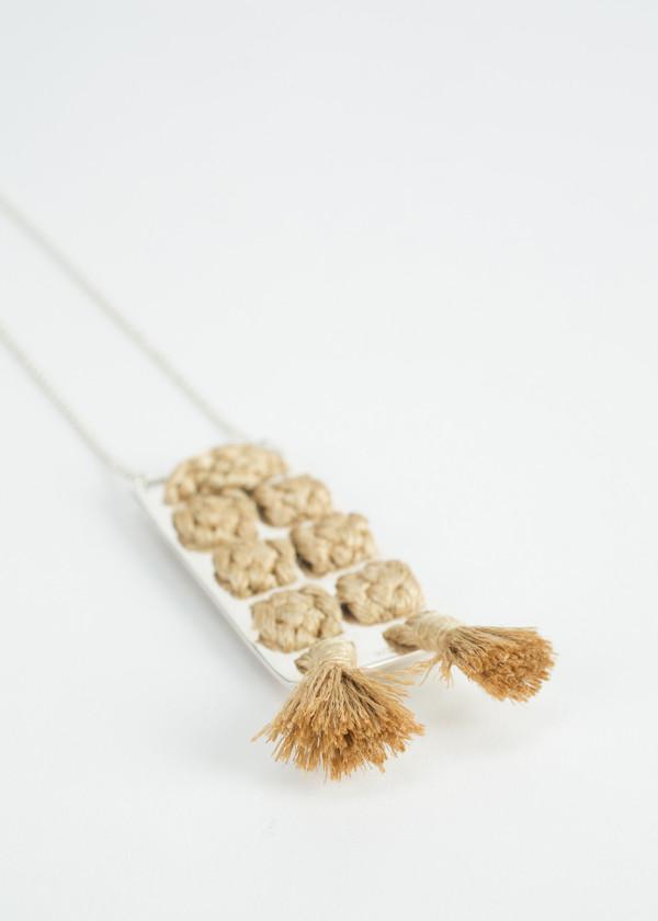 Erin Considine 4X2 Plank Necklace