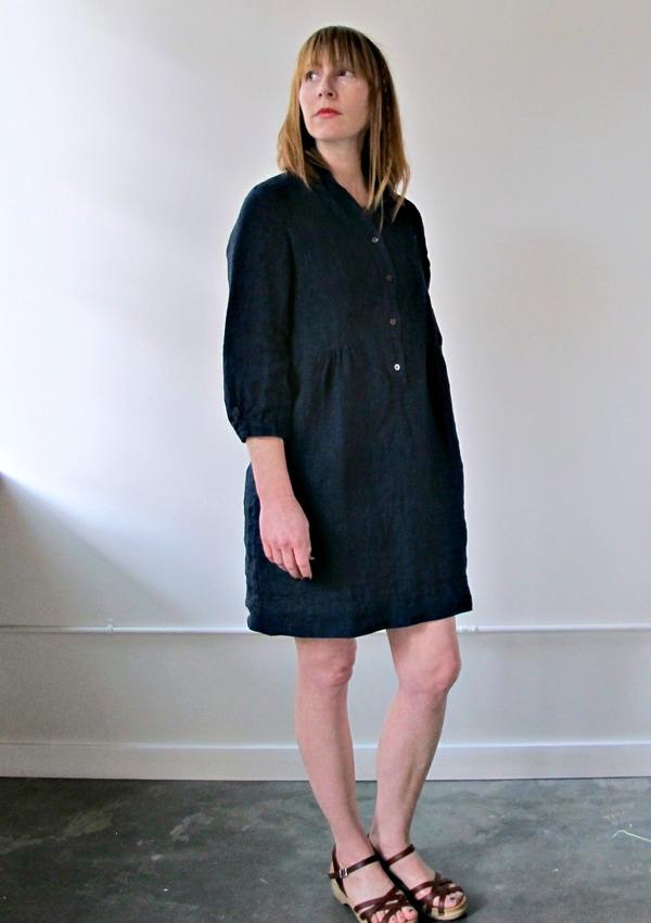 Nuthatch Artist Smock Dress