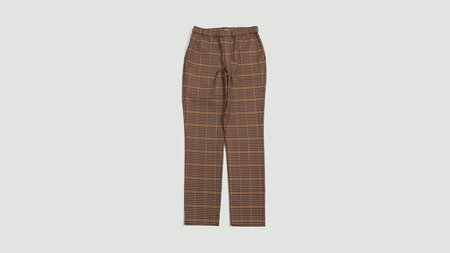 Schnayderman's Trousers - Overcheck multi