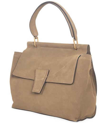 Gianni Chiarini Leather Handbag - Canapa