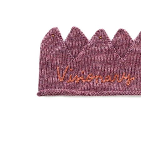 kids Oeuf Visionary Embroidered Crown