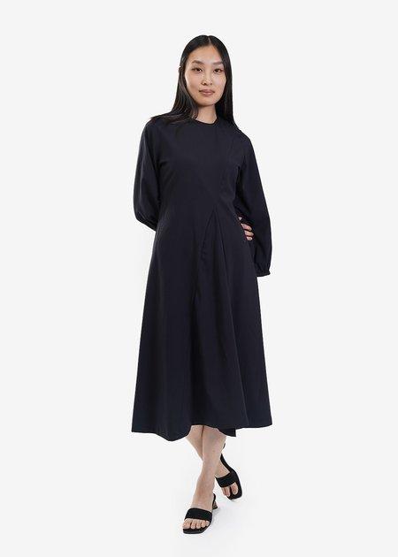 Wray Date Dress - black