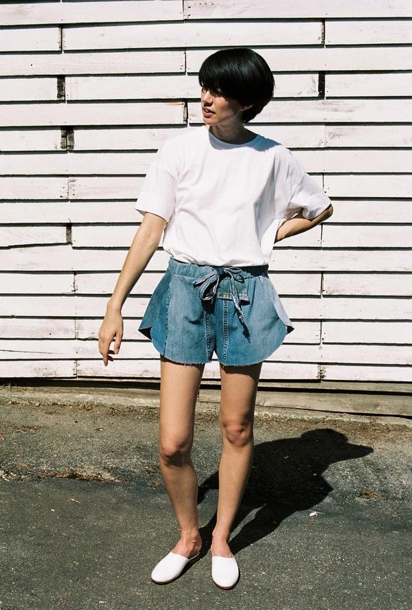 Assembly Short Shorts