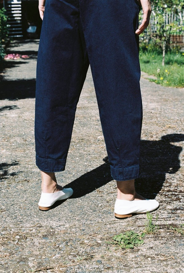 Older Brother Forty-Five Trouser - indigo