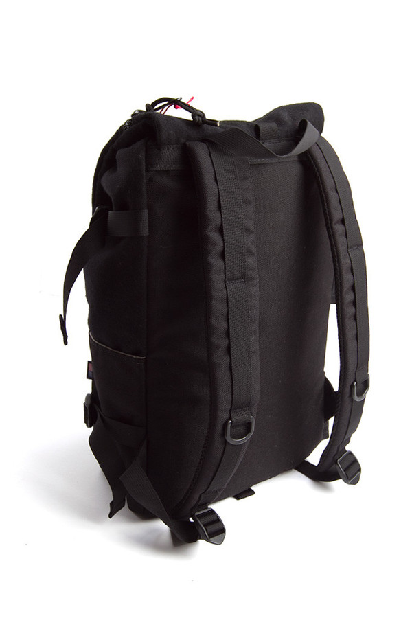 Topo Designs x Woolrich Rover Pack Black