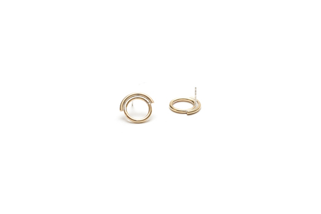 Seaworthy Orbit Earring