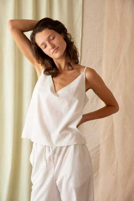 General Sleep Paloma Set - Salt Stripe