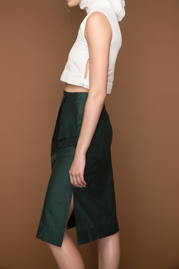 Ajaie Alaie Wrap Skirt