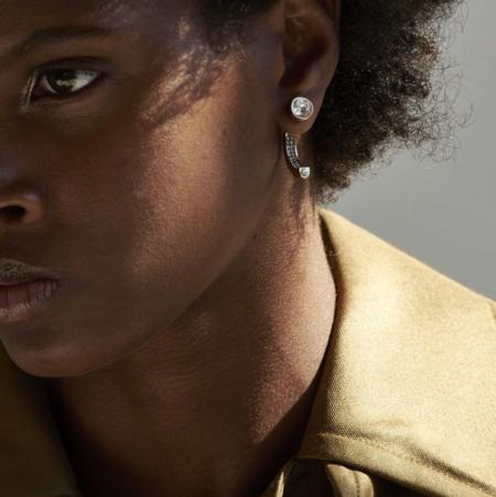 Demarson Atria Earrings - Gold