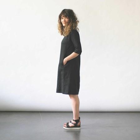 Sugar Candy Mountain Nico Dress - Black