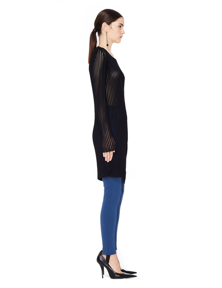 Leon Emanuel Blanck Long Sleeve Dress - black