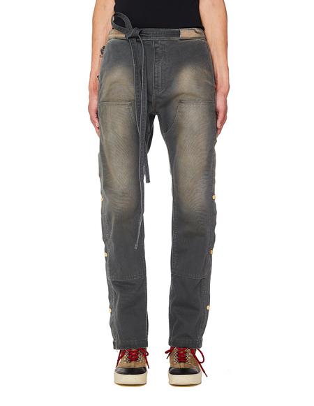 Fear of God Tearaway Work Pants - Grey