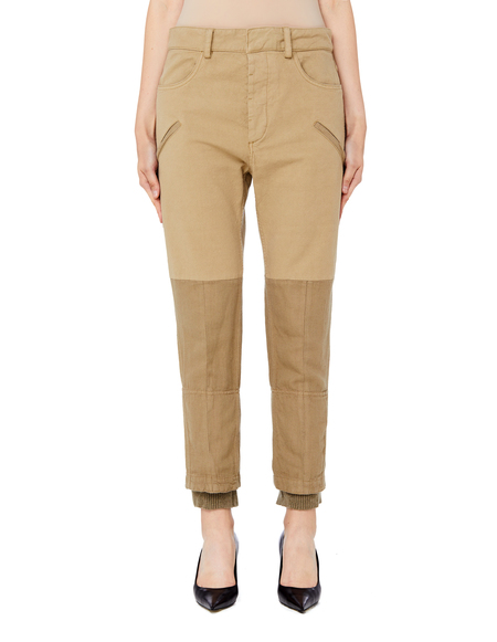 Haider Ackermann Cotton Mix Chino Pants - Beige