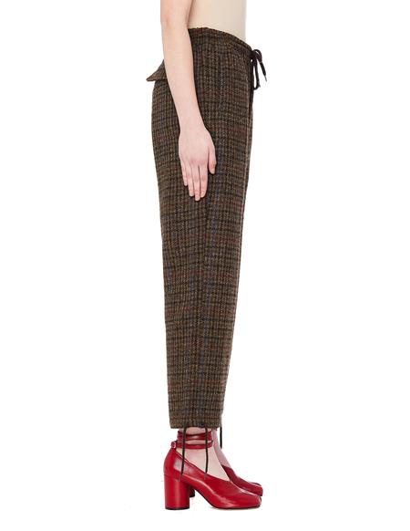 Undercover Tweed Trousers - Brown