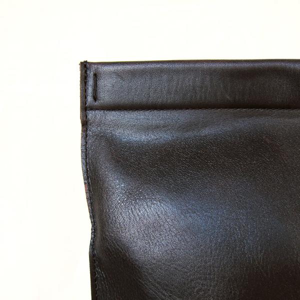 East clutch - brown
