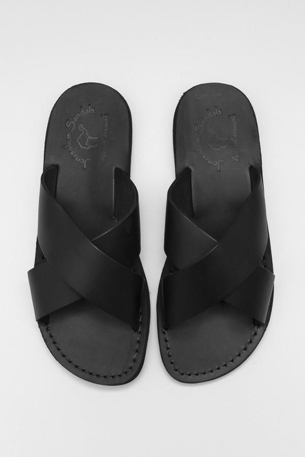 Men's Jerusalem Sandals Leather Elan Sandal