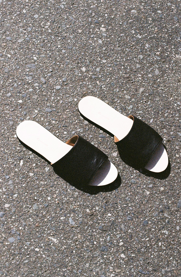 The Palatines Caelum Slide - black