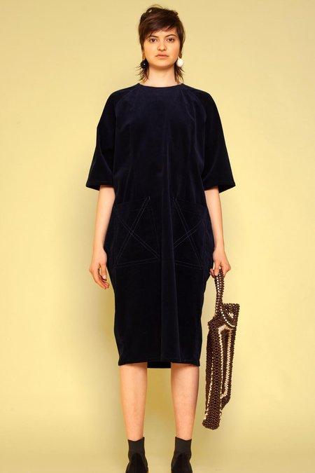 L.F.Markey Alexandre Dress - Midnight