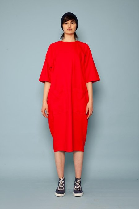 L.F.Markey Alexandre Dress - Red