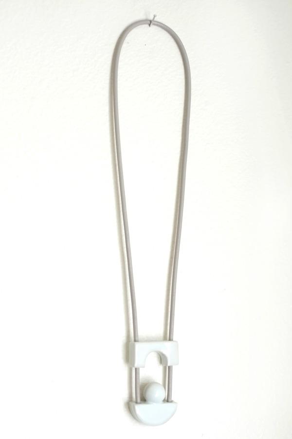 Jujumade boat necklace