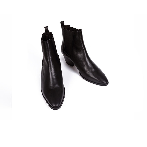 L'Intervalle Gaga Chelsea Boots (Black)