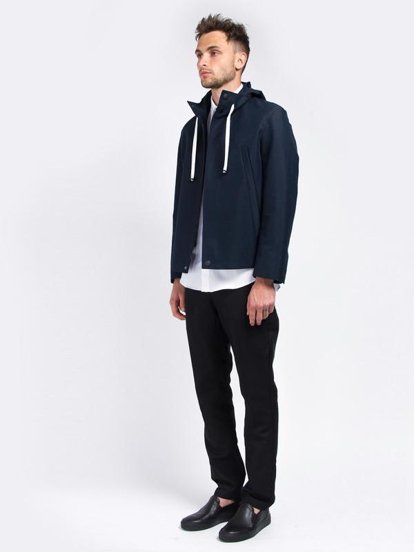 Men's Carlos Campos Hooded Canvas Jacket