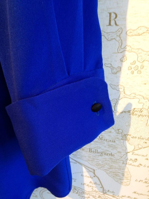 Maxfowles Silk Bib Tunic