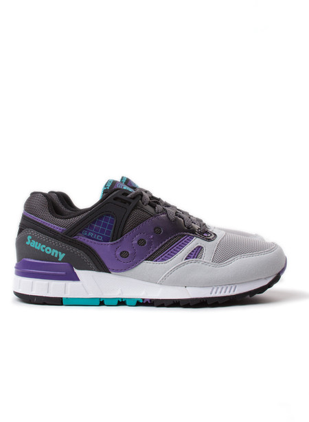 Men's Saucony Grid SD Grey/Purple