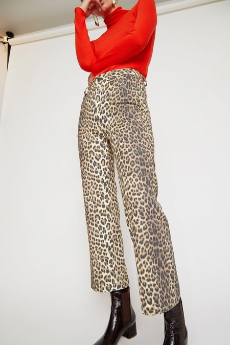 No.6 Tuesday Jean - Leopard