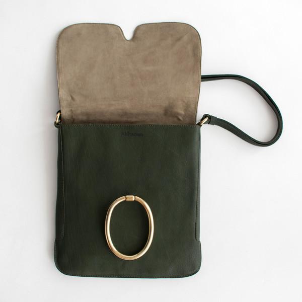 A Detacher Lovisa Bag Dark Green - SOLD OUT