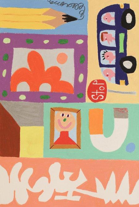 "Mark Ochinero ""Untitled 14"""