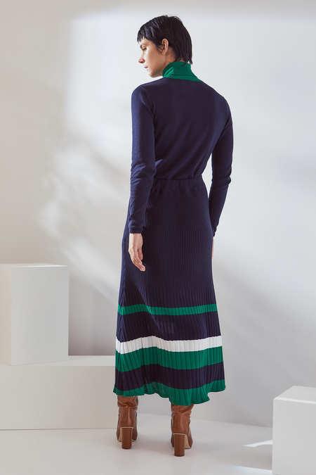 Kowtow Palette Skirt in Night