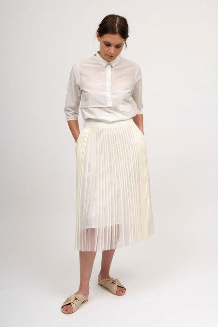 Bodice Shirt - White