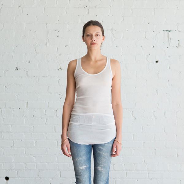 Isabel Marant Etoile Lena Racerback White $100
