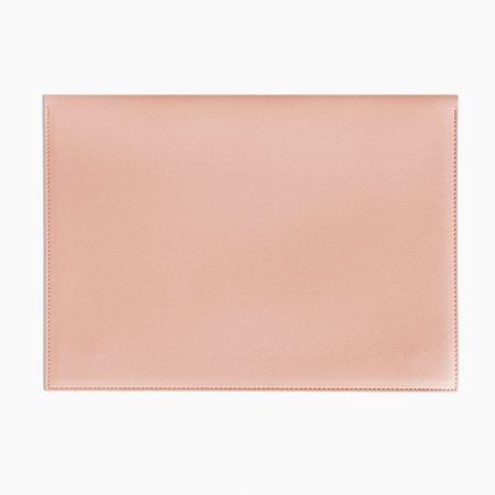 "Poketo XL 15"" Minimalist Folio - Blush"