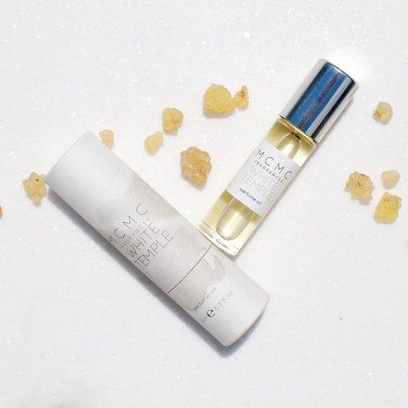 MCMC Fragrances White Temple Perfume Oil