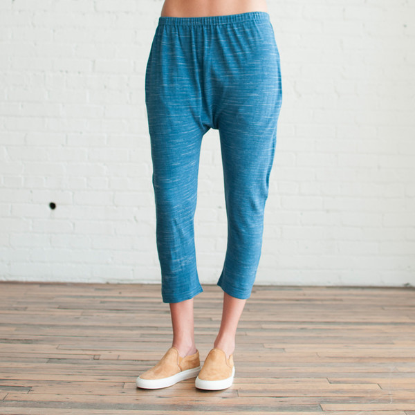 Lauren Manoogian Cropped Skinny Arch Pant - SOLD OUT