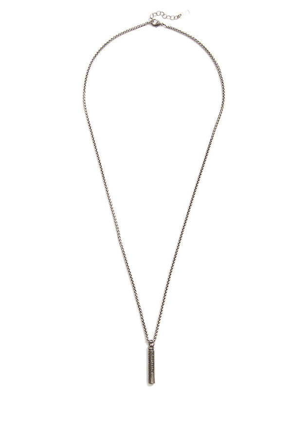Grayling Friendship Necklace