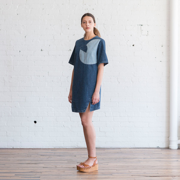 Rachel Comey Scribe Denim Dress