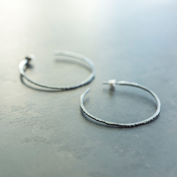 T. Kahres Skinny Urchin Hoops - SOLD OUT