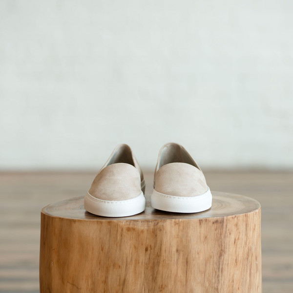 Woman by Common Projects Suede Espadrille