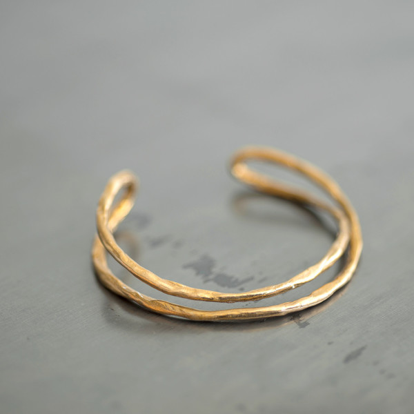 Wwake Adams Crossover Cuff - SOLD OUT